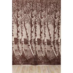 birch tree tapestry